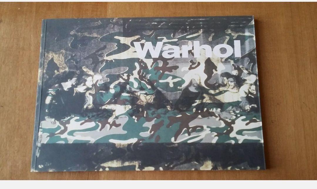 ANDY WARHOL IL CENACOLO Pop Art 1987 di Philippe Daverio, raro