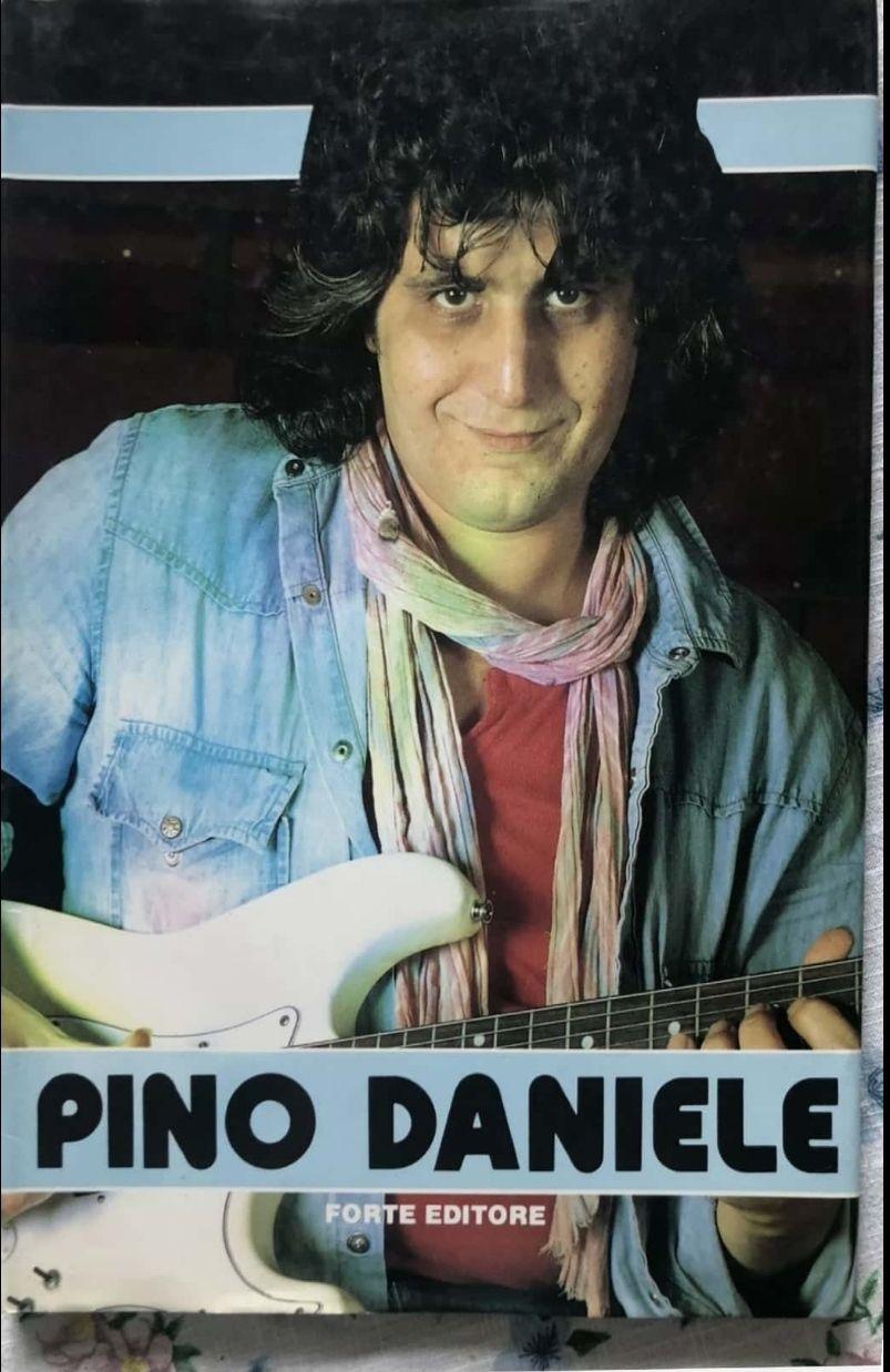 Libro Pino Daniele Forte Editore Introvabile