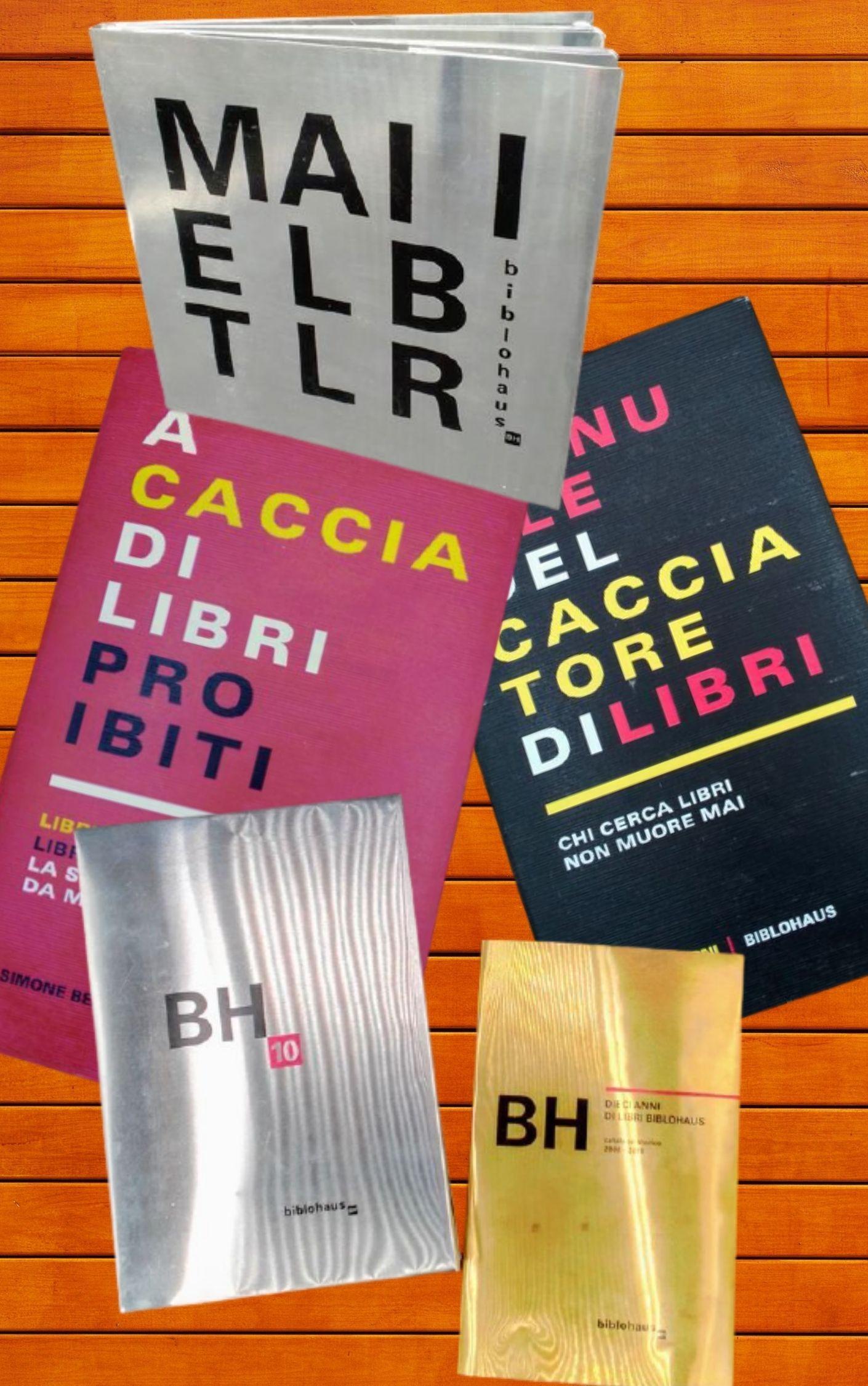 Qualche libro in tiratura limitata della Biblohaus in asta su Catawiki