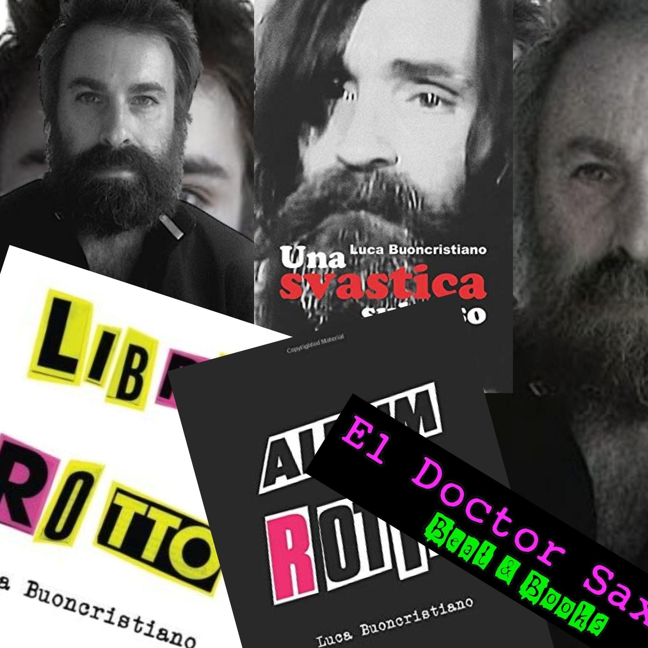 """Luca Buoncristiano: con """"Una svastica sul viso"""" alle radici del male"""