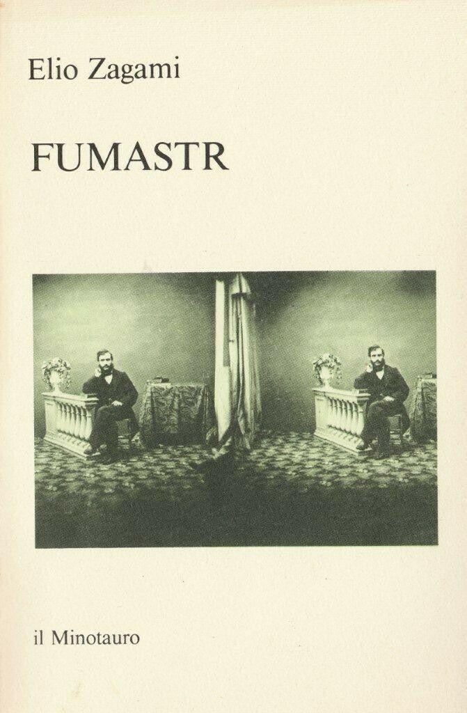 """""""Fumastr"""" di Elio Zagami, un libro che """"non s'ha da fare"""""""