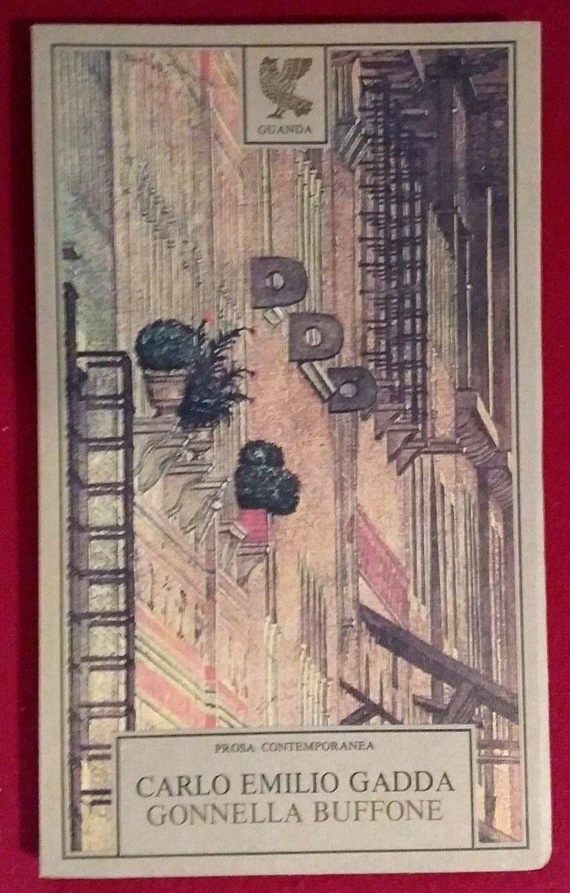 """""""Gonnella Buffone"""" di Carlo Emilio Gadda al mercatino"""