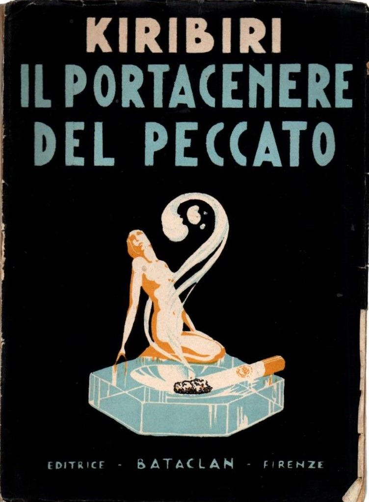 Alla scoperta di Kiribiri e della Editrice Bataclan di Firenze, in odor di Futurismo