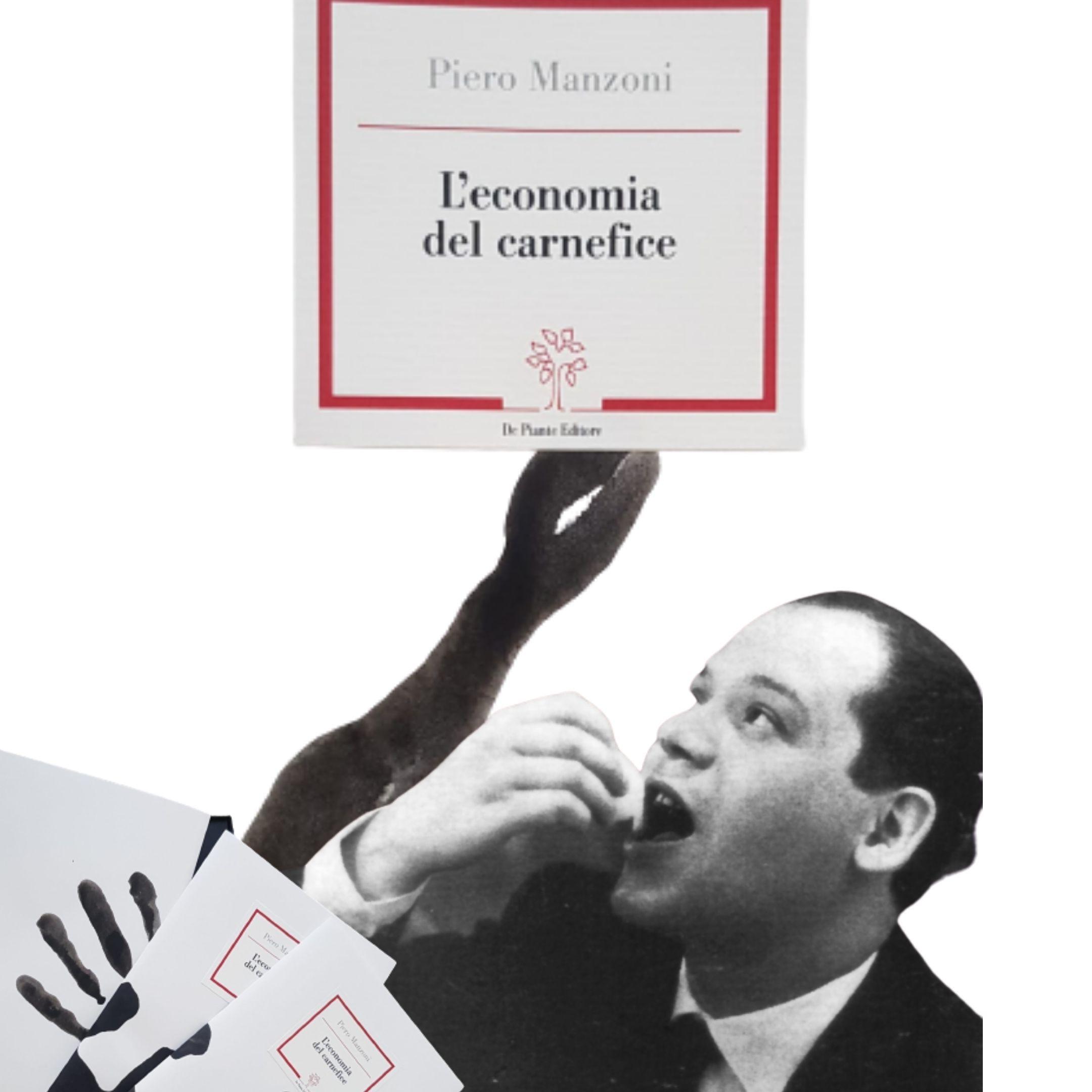 Dopo 70 anni esce un libro del diciassettenne Piero Manzoni: ed è un evento!
