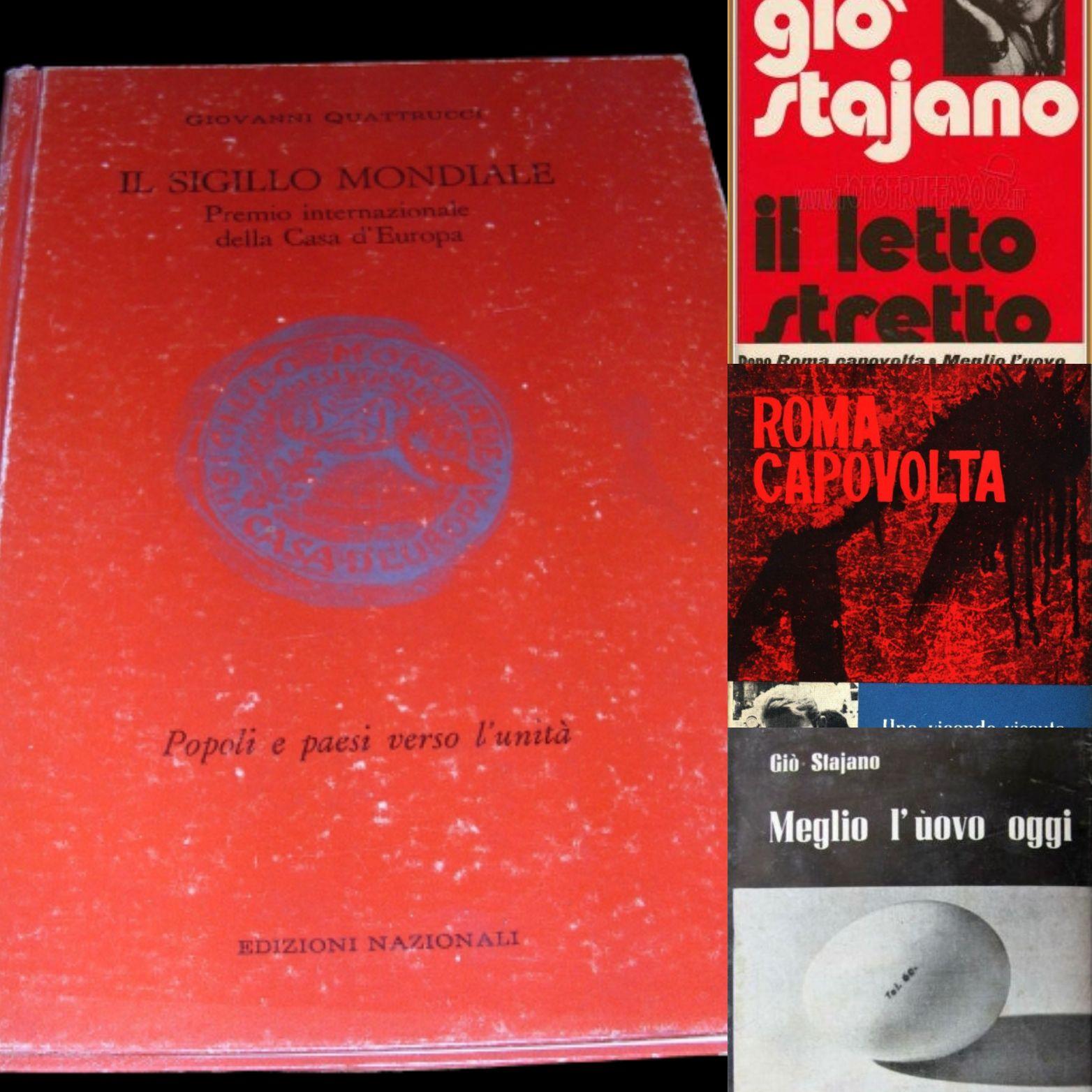 """""""Il Sigillo Mondiale"""", uno strano libro di Giovanni Quattrucci: ermetismo massonico?"""