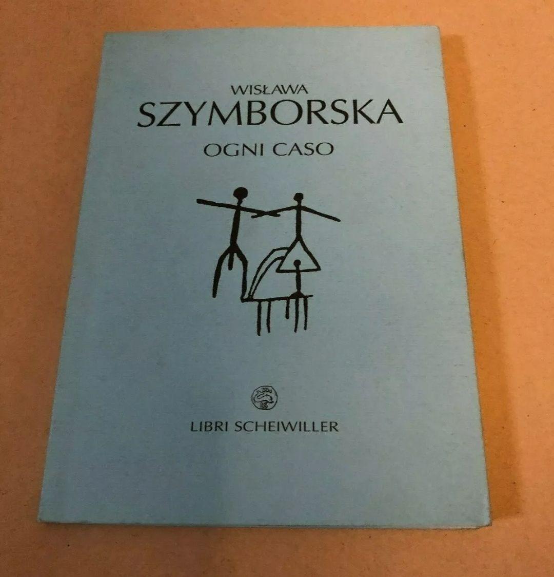 SZYMBORSKA, Ogni caso scheiwiller 2003