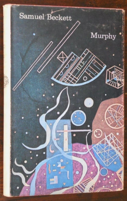 Samuel Beckett – MURPHY – prima edizione Einaudi 1962