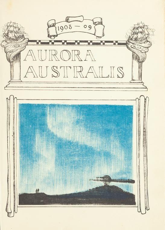 """Alla scoperta di """"Aurora Australis"""" (1908) il primo libro stampato in Antartide"""