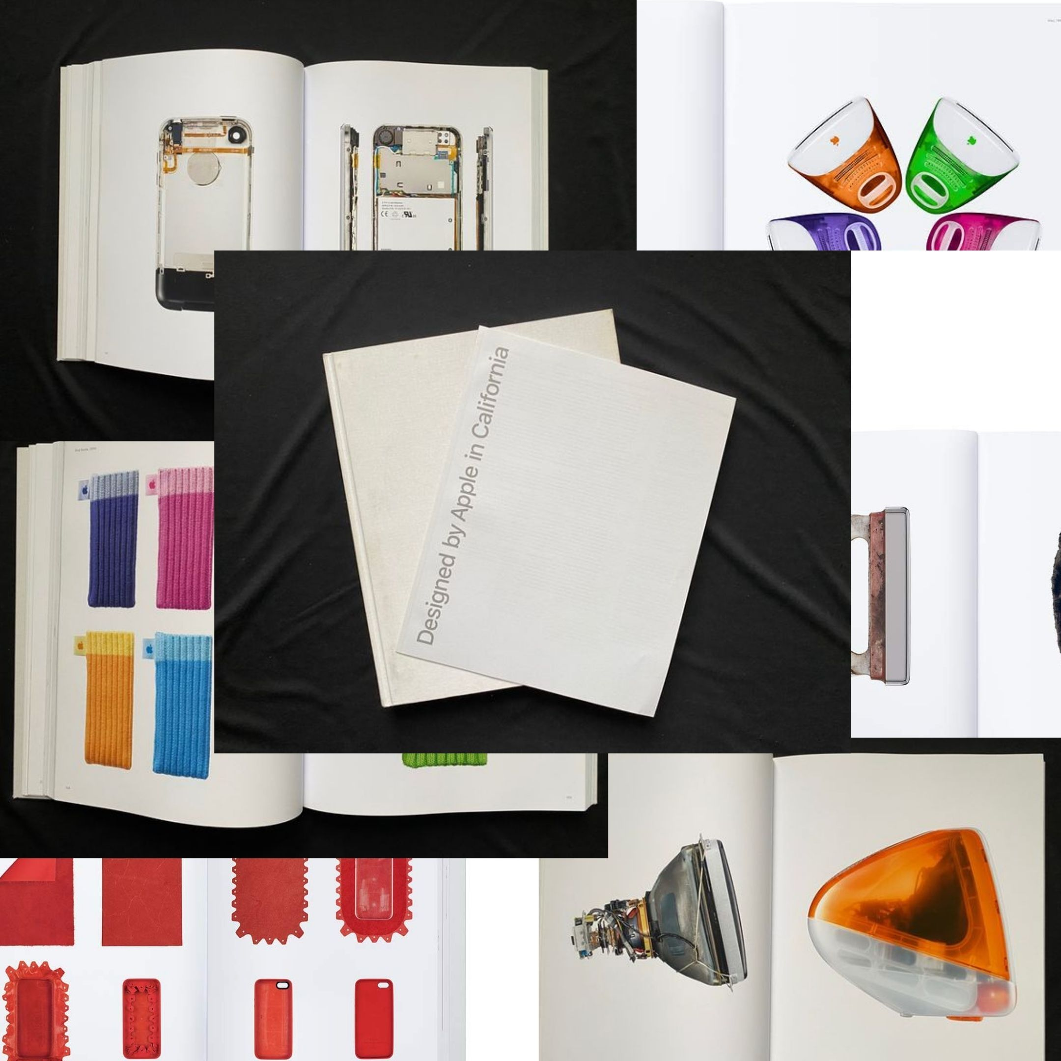 Un libro della Apple del 2016 (introvabile) che è già nella storia del design contemporaneo