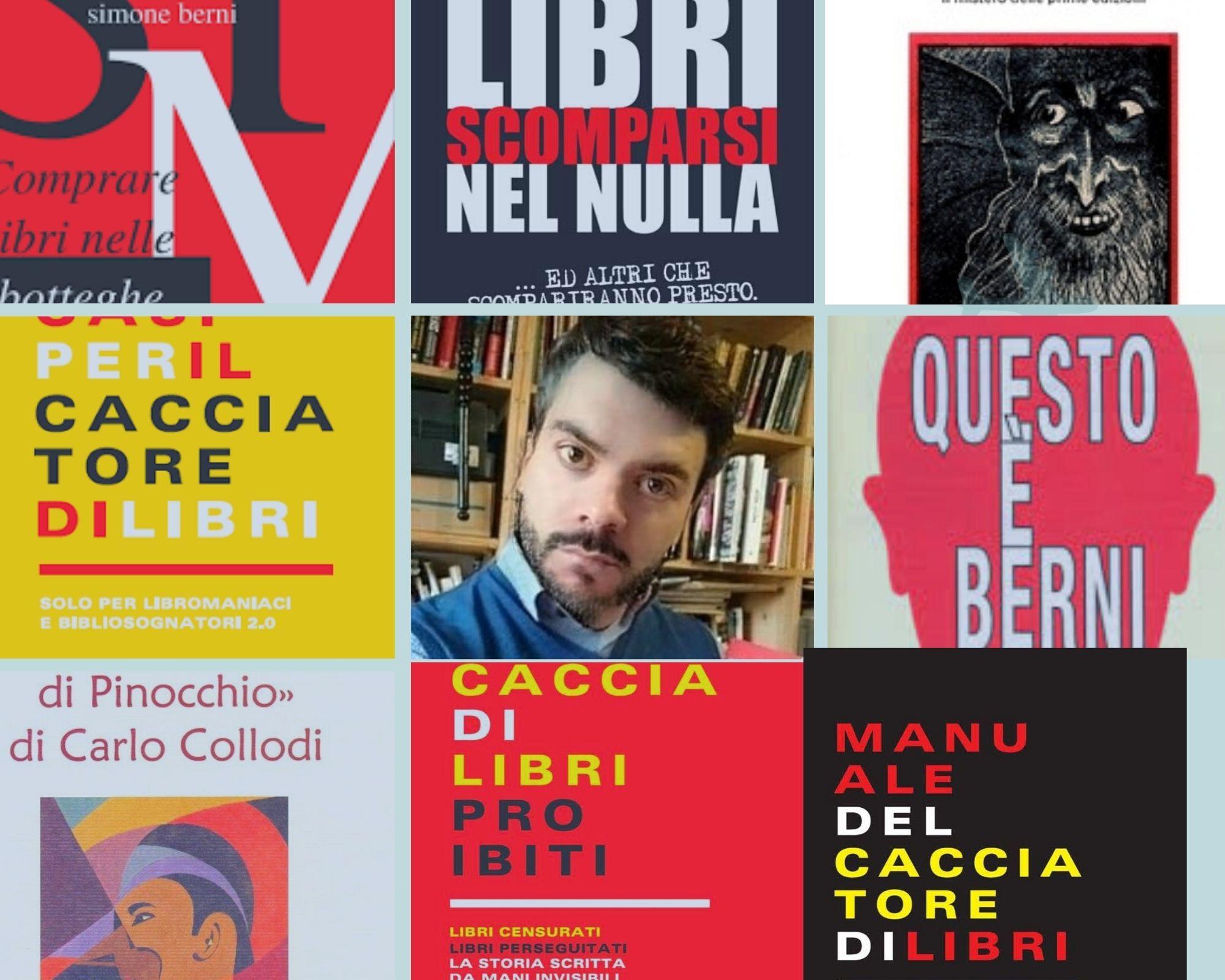 Libri di Simone Berni: disponibilità (sempre aggiornato)