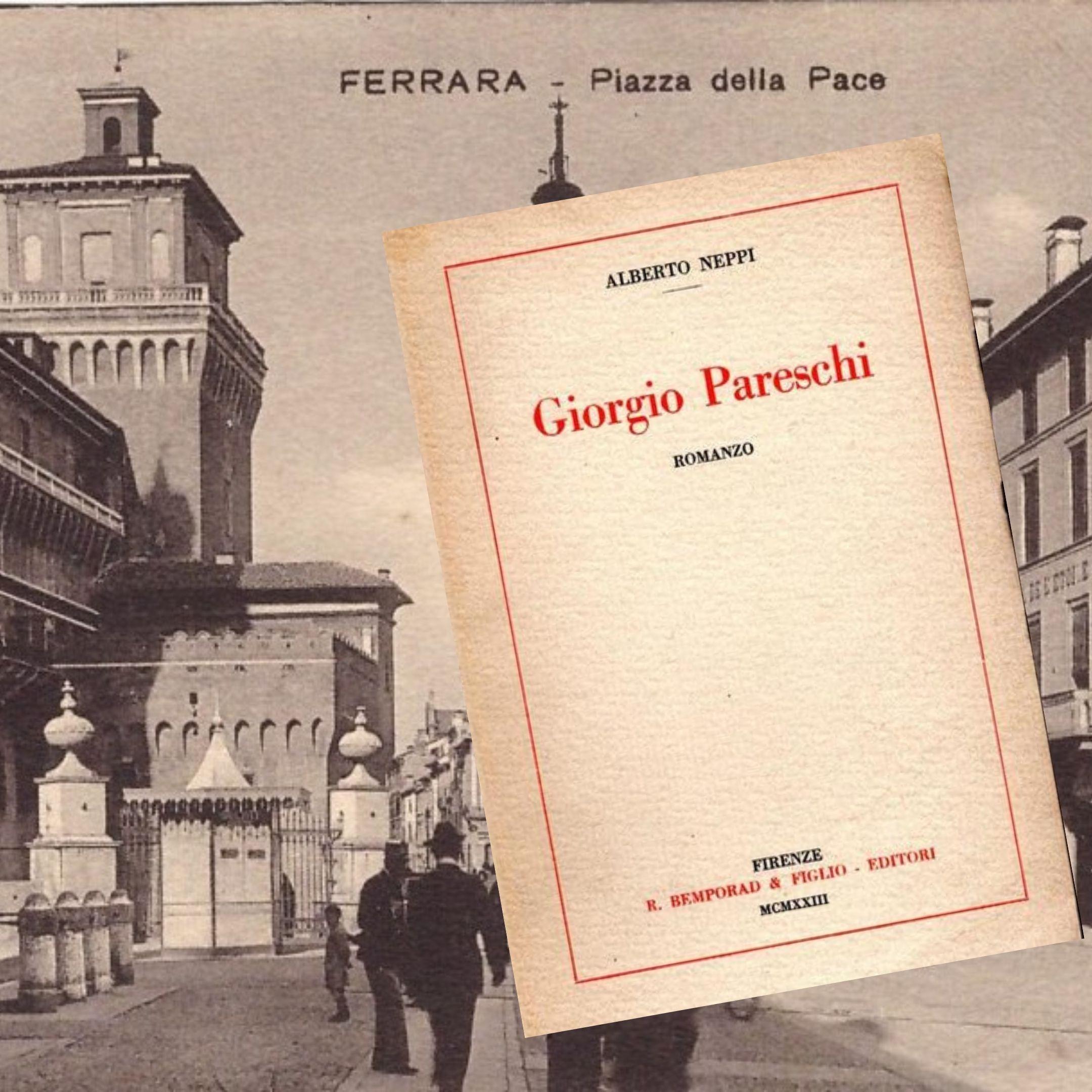 """Alberto Neppi e il suo ingiustamente dimenticato """"Giorgio Pareschi"""""""