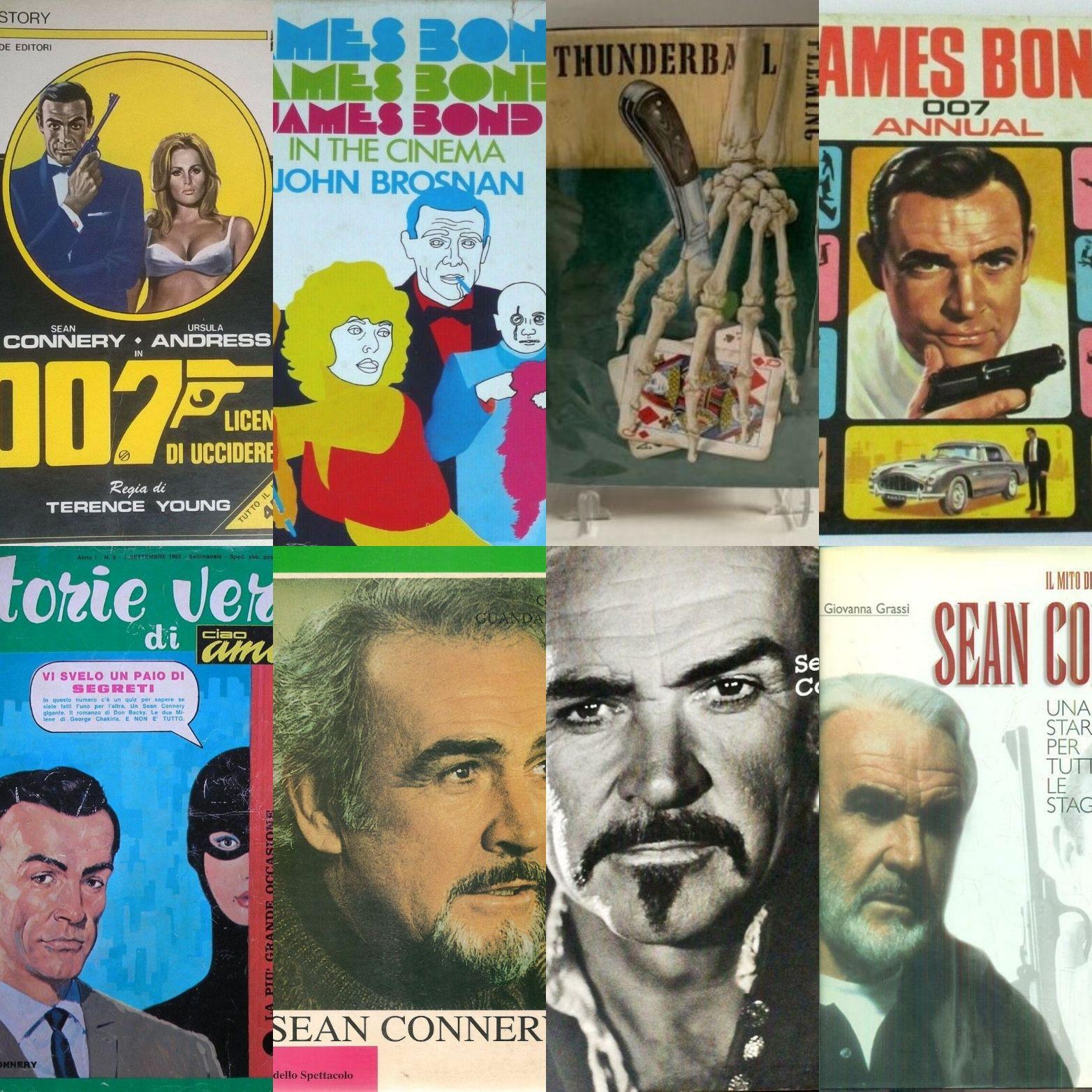 Oggi brutta giornata per i fan di 007: è morto Sean Connery – su eBay è caccia ai pezzi rari di…