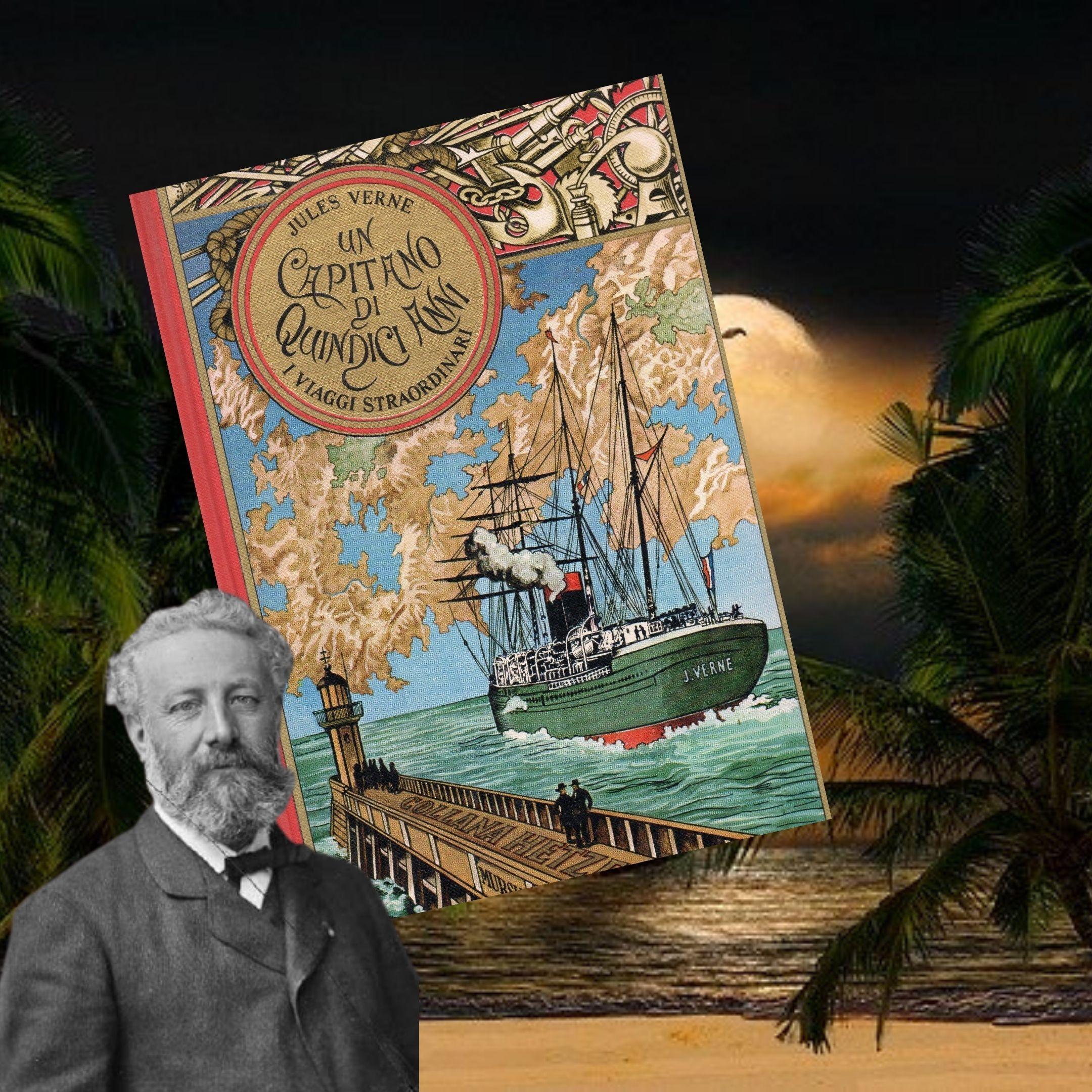"""""""Un Capitano di quindici anni"""" di Jules Verne: l'attualità non passa mai di moda! (2)"""
