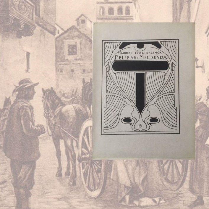 """Pelleas e Melisenda"" di Maurice Maeterlinck (Claudio Argentieri, 1922) in asta su Catawiki"