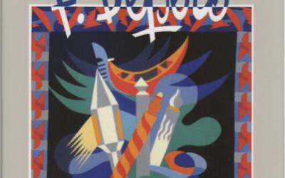 """""""F. Depero: stoffe futuriste"""" di Maurizio Scudiero: esaurito e ricercatissimo. Asta in scadenza su Catawiki"""