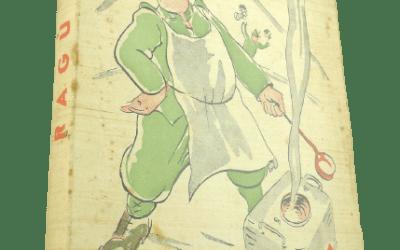 """""""Ragù"""" di Gianmaria Bonaldi (F. Apollonio, 1935): l'alpino dimenticato!"""