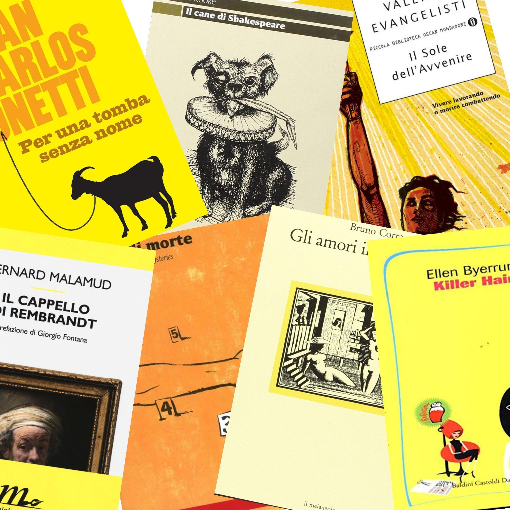 A Novembre comprate solo libri con la copertina gialla su Libraccio