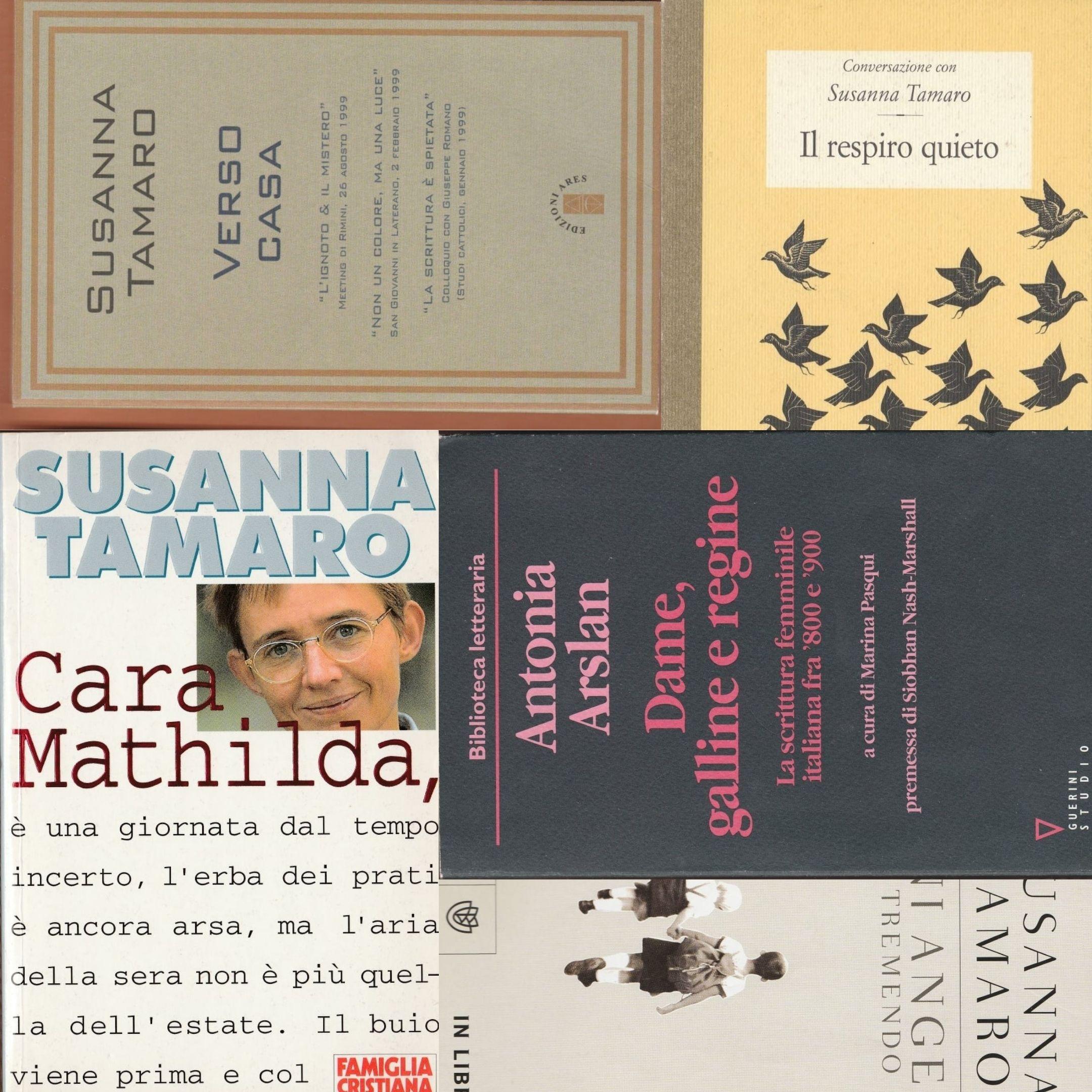 Tamaro, o delle rarità bibliografiche (alla nostra portata)!