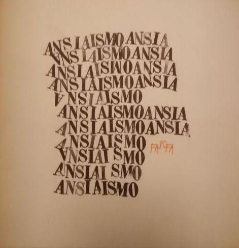 """""""Ansiaismo"""", di Farfa (1964): il dibattito convulso della modernità, in asta un pezzo raro"""