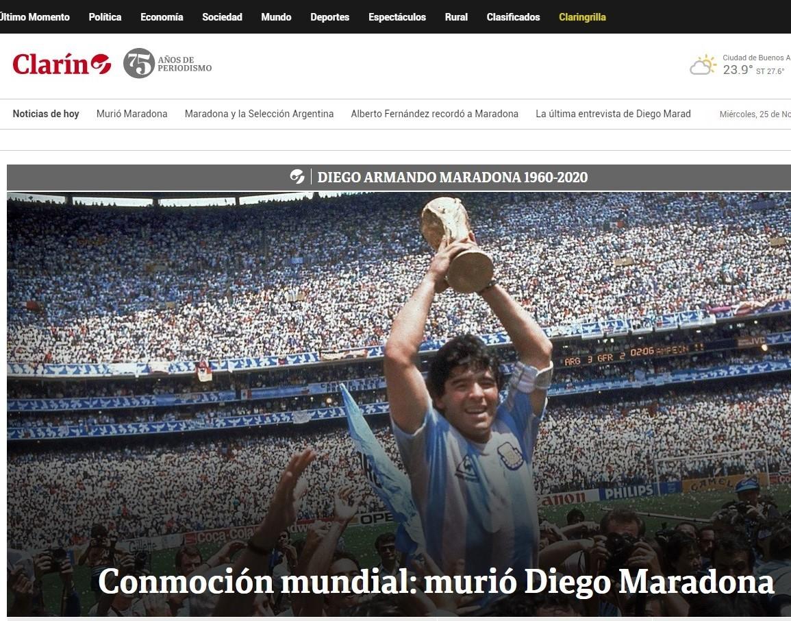 Ultim'ora del 25 Novembre 2020: è morto Diego Armando Maradona: qualche libro per un ricordo di questo grande campione!