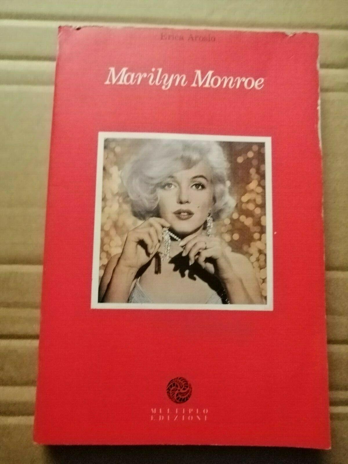 ERICA AROSIO – Marilyn Monroe 1° EDIZIONE 1989  raro – 11 €