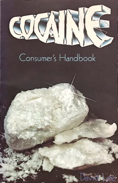 Il famoso manuale per l'uso della cocaina (1976) di David Lee in asta su Catawiki