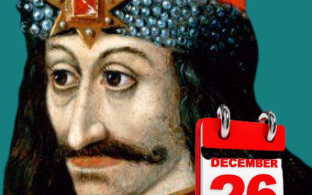 Il 26 dicembre è il giorno di Dracula! A tu per tu con il mito in 8 libri per finire l'anno degnamente