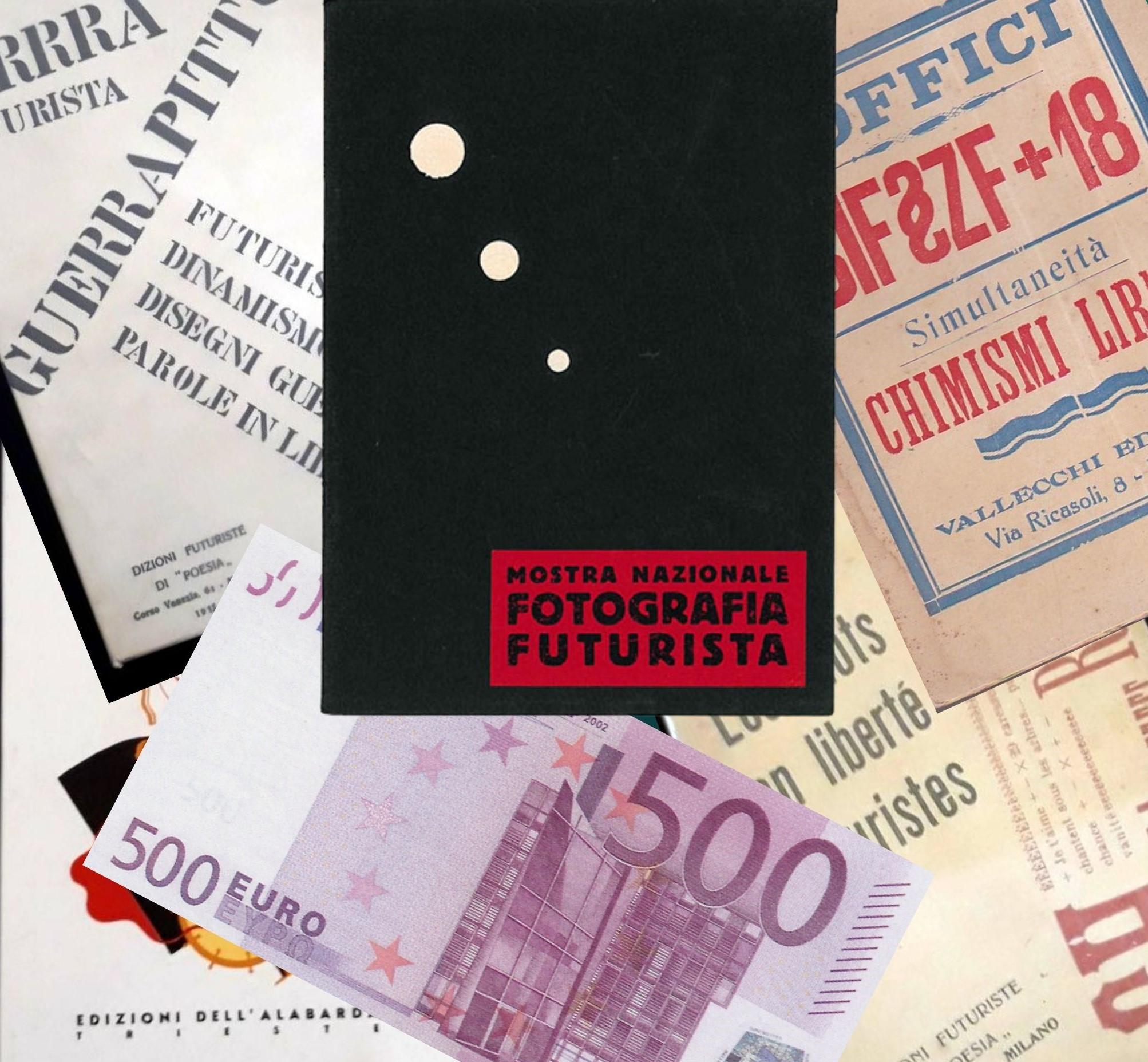 Il Futurismo è troppo costoso per voi? E allora cominciate con qualche bel reprint!