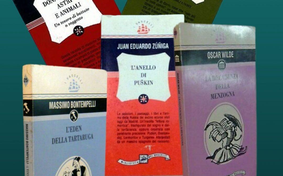 Quando si compravano bellissime prime edizioni a 1 euro della Biblioteca del Vascello