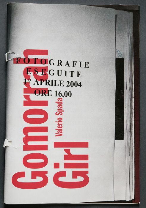 """Una copia dell'eccezionale """"Gomorrah Girl"""" (prima edizione 2011) di Valerio Spada: sottoprezzo in asta"""
