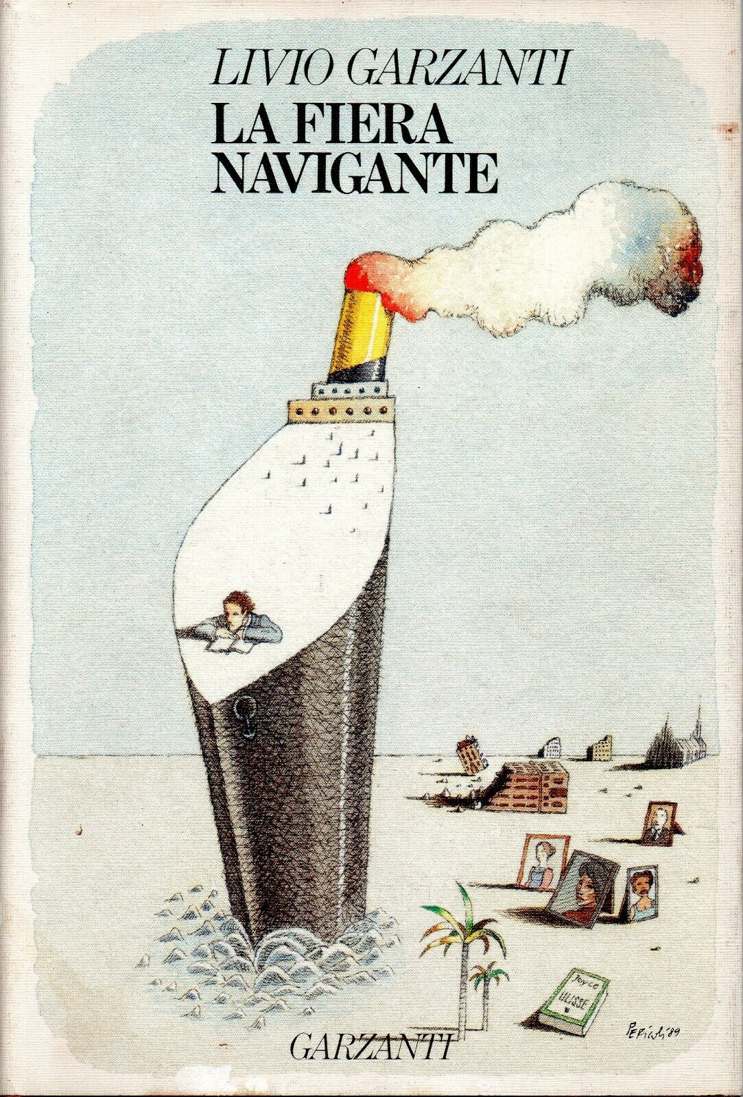 """""""La Fiera Navigante"""" di Livio Garzanti: quando l'autore è anche l'editore"""