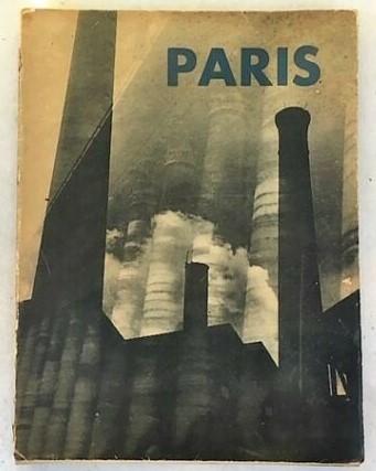 """Uno dei libri di fotografia più sensazionali del '900: """"Paris: 80 photographies"""" di Moi Ver (prima edizione del 1931)"""