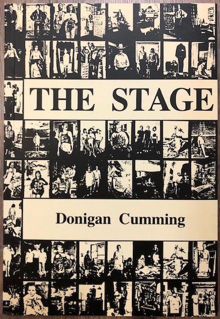 """Donigan Cumming: un artista veramente pericoloso: """"The Stage"""" (1991) è un libro incredibile!"""