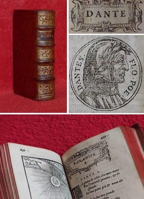 Una Divina Commedia stampata in Francia (Guglielmo Rouillio, 1575) con le più belle incisioni del tempo