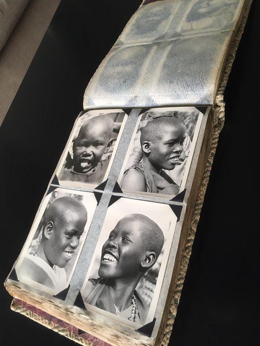 Uno strepitoso foto-album del Congo Belga e Ruanda (anni '50) in asta su Catawiki