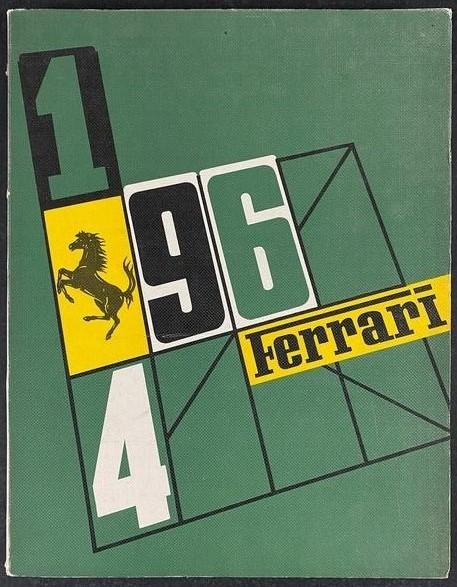 Annuario Ferrari 1964 – molto ricercato e quotato – una copia sottoprezzo in asta (in scadenza fra poche ore)