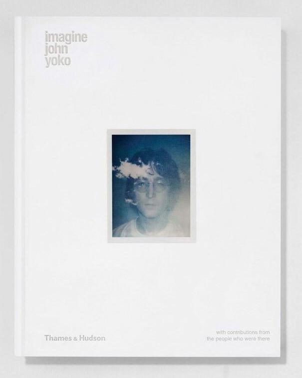 """CIMELIO PER I 40 ANNI DALLA SCOMPARSA DI JOHN LENNON – Edizione Deluxe da collezione autografata da Yoko Ono, di """"Imagine John Yoko"""" (2018): la storia della canzone più bella di John Lennon"""