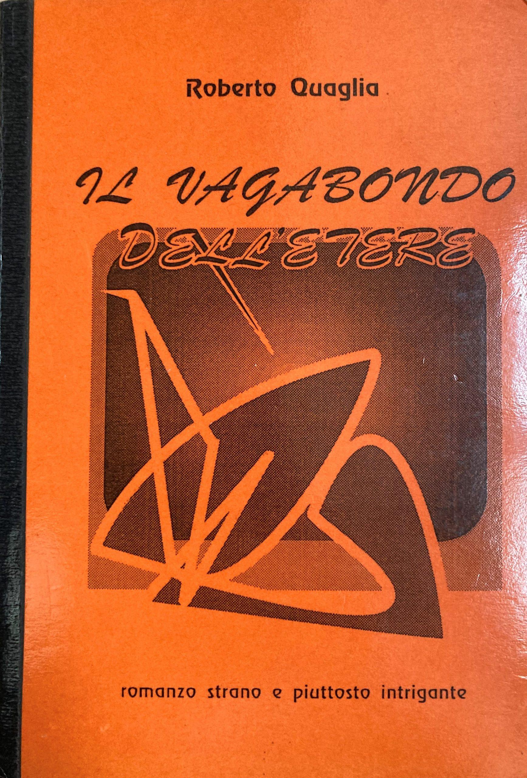 Qualche rarissimo libro degli inizi di Roberto Quaglia in tiratura limitata