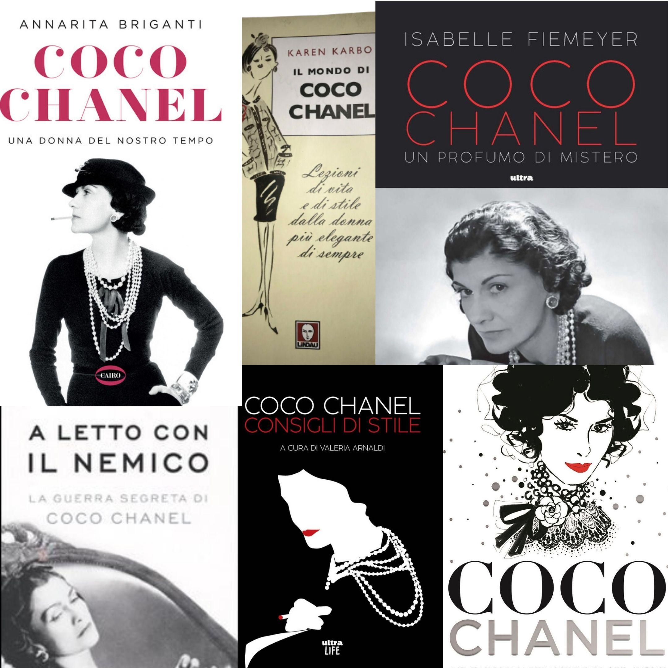 """""""A letto con il nemico"""" di Hal Vaughan: a 50 anni dalla morte di Coco Chanel il libro-verità!"""