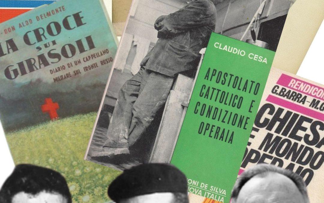 """I libri da cercare sul fenomeno dei """"preti operai"""" degli anni '50 e '60"""