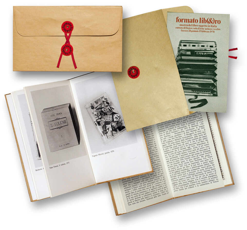 MAURIZIO NANNUCCI. Formato Lib(&)ro. (1977): raro e ricercato