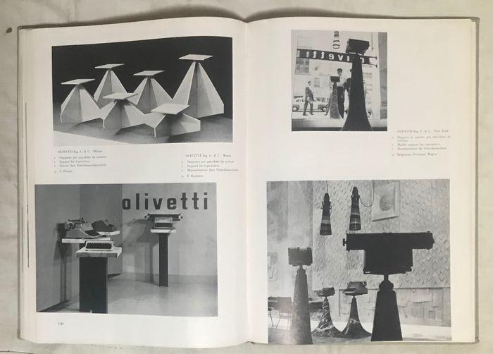 """""""Vetrine negozi italiani"""" di Bruno Munari (L'Ufficio Moderno, 1961): splendido e raro in asta"""