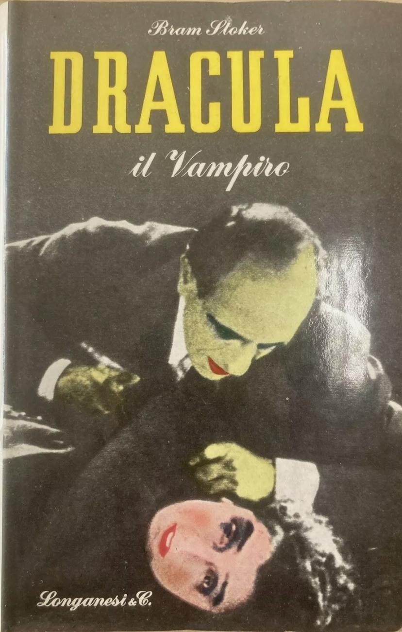 Dracula Il Vampiro ed. Longanesi 1959 – Rara edizione