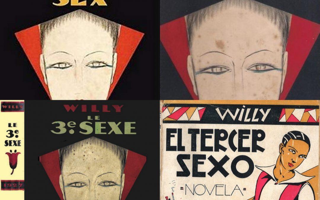 """Willy e il """"terzo sesso"""": una guida gay negli anni '20 del XX secolo"""