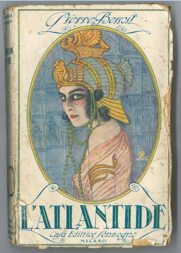 """""""L'Atlantide"""" di Pierre Benoit e il suo successo in Italia: dagli anni '20 a Crepax"""