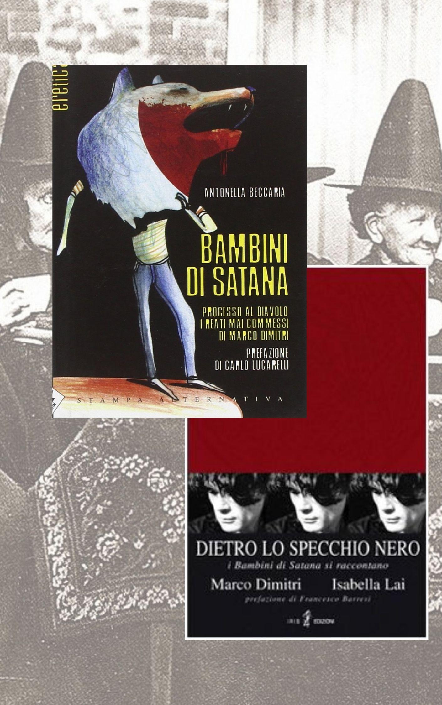 Caccia ai libri di Marco Dimitri: negli anni '90 fu al centro di un clamoroso errore giudiziario per la setta dei bambini di Satana