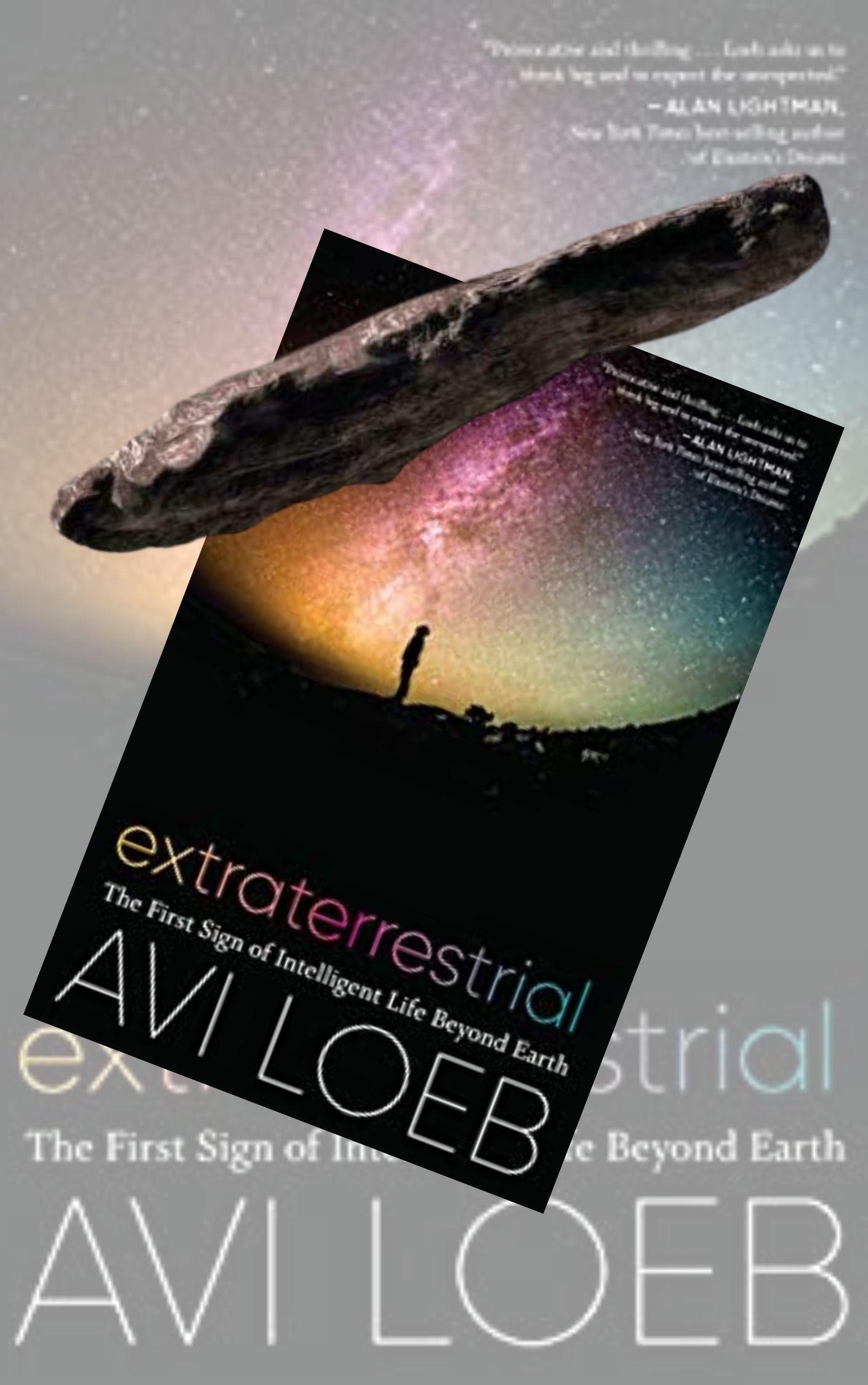 È uscito il libro di Avi Loeb che parla di Oumuamua: l'artefatto alieno (?) che è passato vicino alla Terra nel 2017