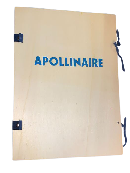 """Eccezionale copia numerata di """"5 poesie 5 incisioni"""" di Apollinaire / Alberto Sughi (1978) in asta a 1 €"""