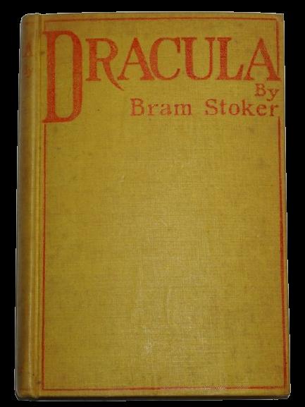 """""""Dracula"""" di Bram Stoker (Archibald Constable, 1897): in asta una copia in eccellenti condizioni della prima edizione"""