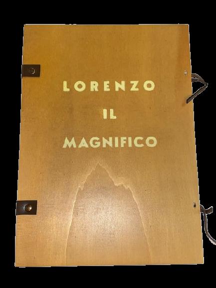 """In asta l'esemplare n. 1 della tiratura numerata della """"Canzona di Bacco"""" di Lorenzo il Magnifico illustrata da Walter Piacesi (1977)"""